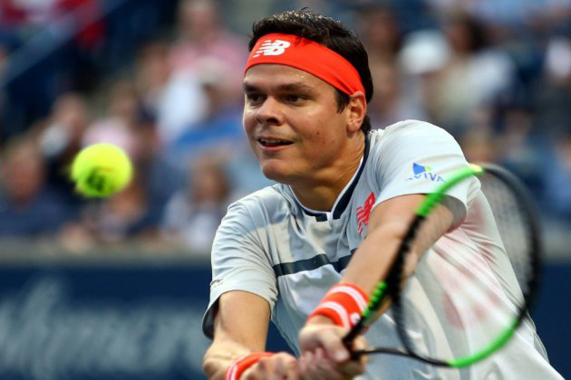 Tennis: Raonic envoie un message, aux Masters 1000 à Toronto