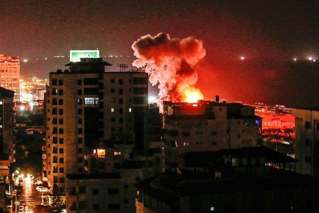 Gaza: pluie de roquettes sur Israël, riposte de l'armée, 3 Palestiniens tués dont un nourrisson