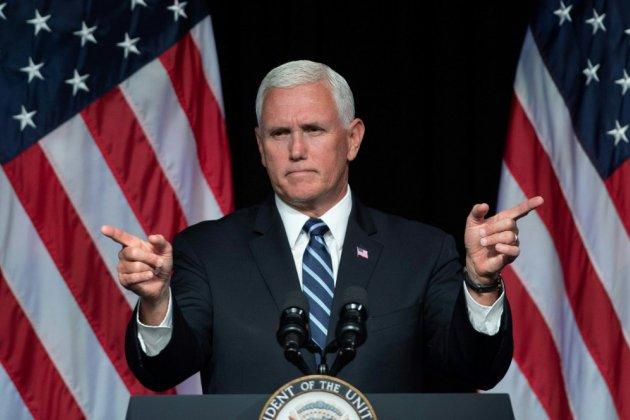 """Les Etats-Unis vont créer une """"Force de l'espace"""""""