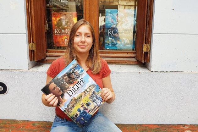 Après Rouen et le Havre, une BD relate l'histoire de Dieppe