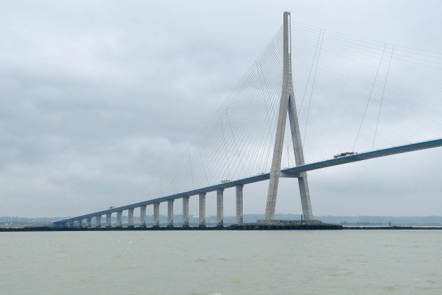 [Carte] Quels sont les ponts à risque en Normandie?
