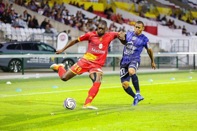 Football: pas de miracle pour Quevilly Rouen Métropole en Coupe de la Ligue