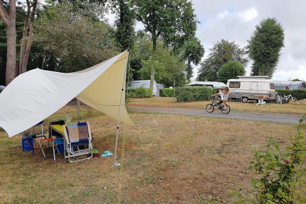 La belle saison touristique des campings en Seine-Maritime