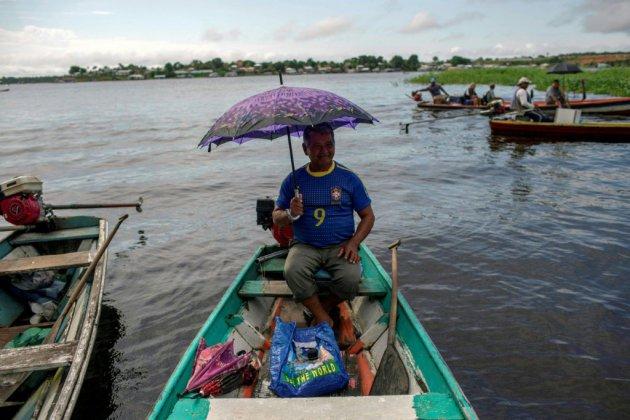 Tefé, une ville au coeur de l'Amazonie brésilienne