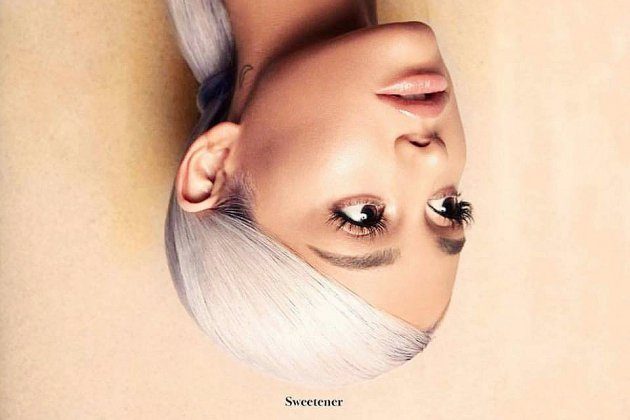 "Ariana Grande sort ce 17 août 2018 ""Sweetener"" , son nouvel album"