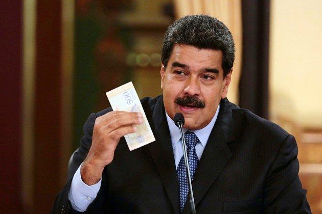 Venezuela: nouveaux billets, entre scepticisme et tensions migratoires
