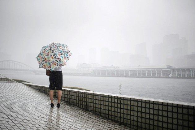 Un puissant typhon se dirige vers l'ouest du Japon