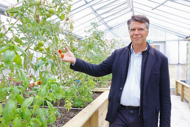 Tourlaville. Normandie: les déjections des poissons font pousser fruits et légumes
