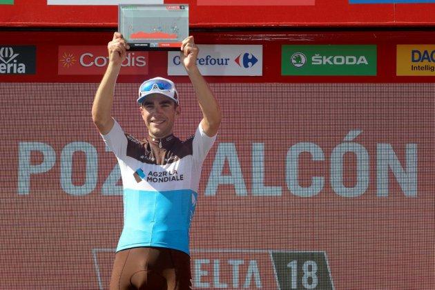 Tour d'Espagne: Gallopin en costaud, les Français en verve