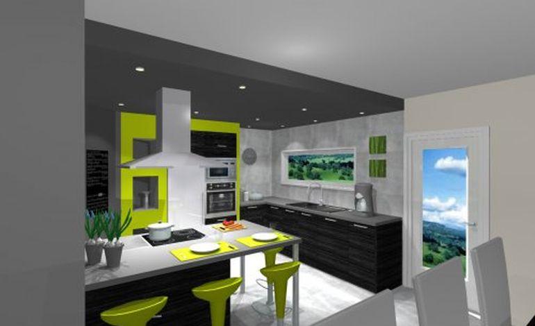 Remportez votre nouvelle cuisine sur tendance avec id concept for Concept de cuisine
