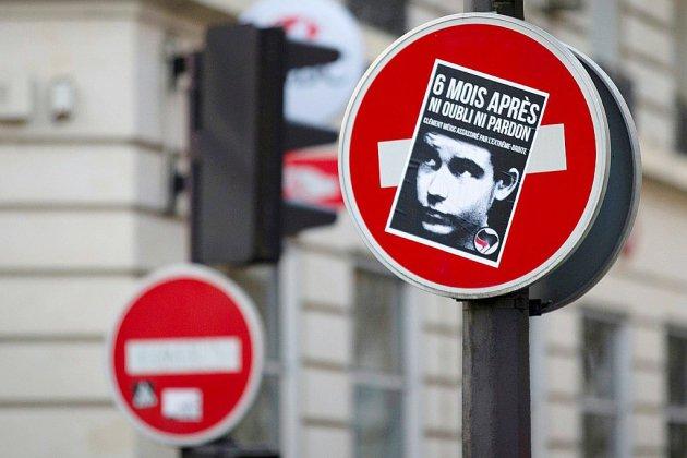 Trois skinheads face aux juges pour la mort du militant antifasciste Clément Méric