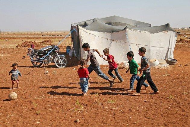 """Craintes accrues d'un """"massacre"""" en cas d'assaut sur Idleb en Syrie"""
