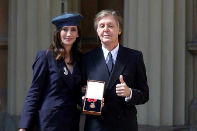 """Paul McCartney remonte au sommet de la pyramide pop avec """"Egypt Station"""""""