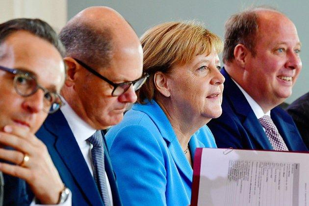 Le gouvernement Merkel tangue à nouveau à propos des migrants