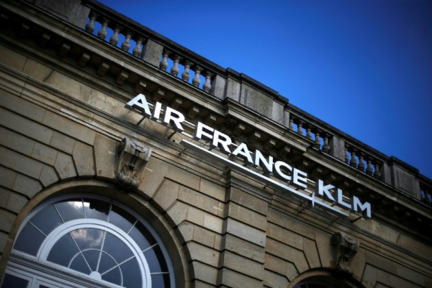 Air France: l'intersyndicale exhorte la direction à dialoguer