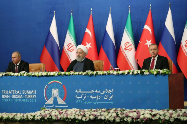 Syrie: compte à rebours pour Idleb, après l'échec à Téhéran