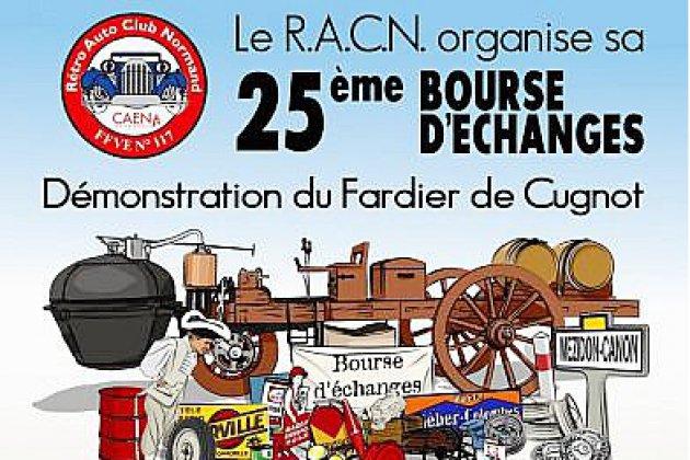 25 ème bourse d'échanges automobile à Mézidon-Canon