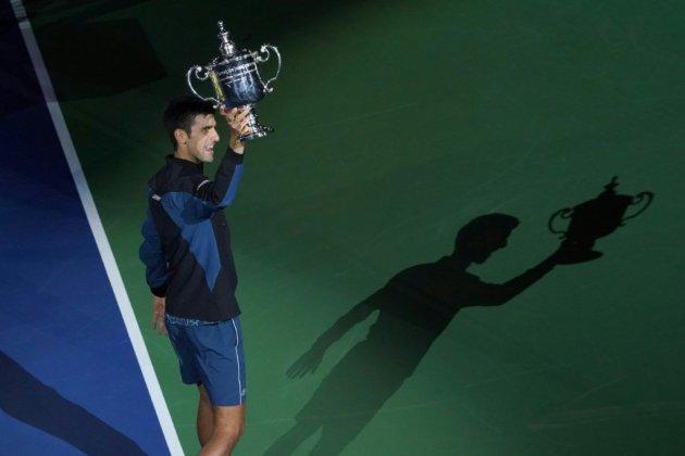 US Open: c'est confirmé, Djokovic a chassé son fantôme