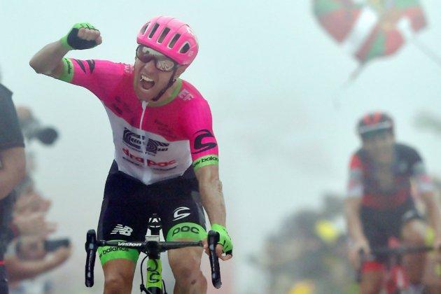Tour d'Espagne: Valverde réplique à Yates, leader talonné
