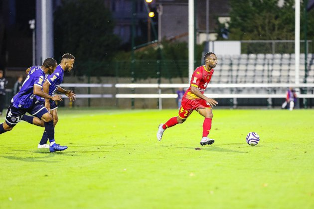 Football : derby normand entre Quevilly et Avranches en National 1