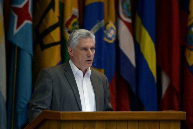 Cuba, résolument communiste et ferme face à Washington, promet Diaz-Canel