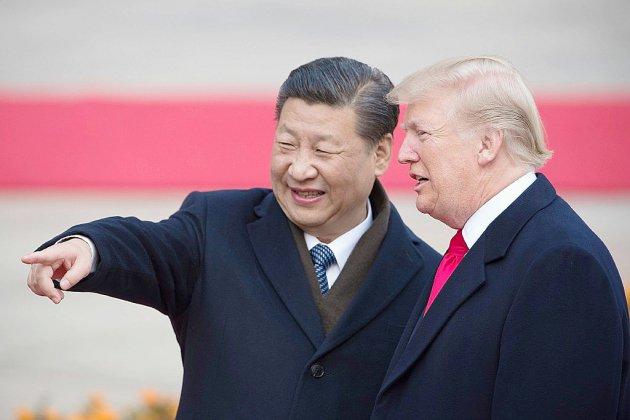 Trump accuse Pékin de s'immiscer dans la politique américaine