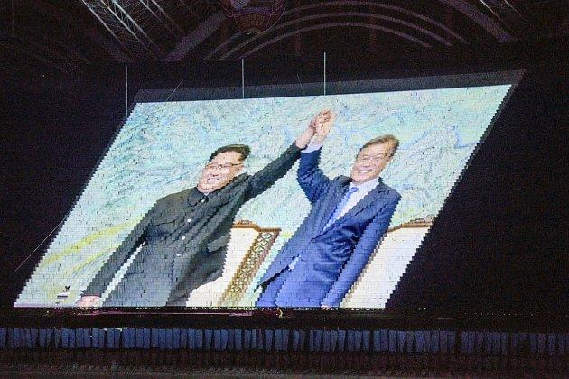 """Kim Jong Un annonce une visite historique à Séoul """"dans un avenir proche"""""""