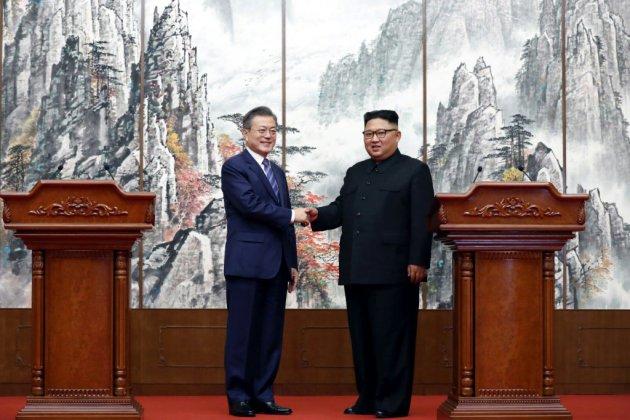 Diplomatie du sport: Séoul et Pyongyang annoncent une candidature commune aux JO de 2032