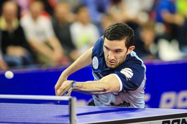 Tennis de Table: le SPO Rouen présente ses joueurs