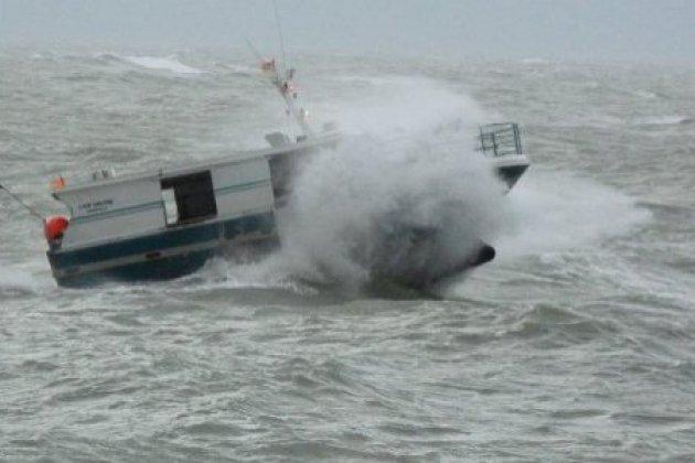 Rapide coup de vent en Normandie, pas de dégâts majeurs