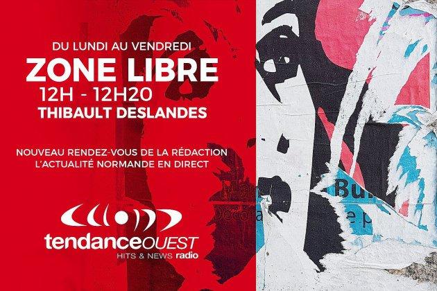 Normandie Magazine en Kiosque et dans Zone Libre