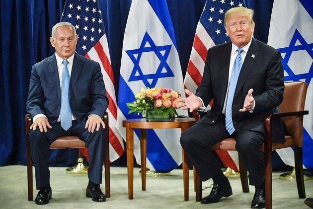Conflit israélo-palestinien: le contre-pied de Trump sans effet immédiat