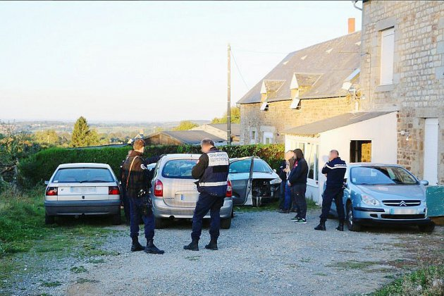 Cambriolages : perquisition et interpellations dans un village manchois