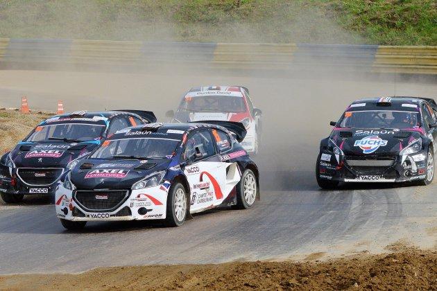 Les champions au rendez-vous du Rallycross de Lessay !