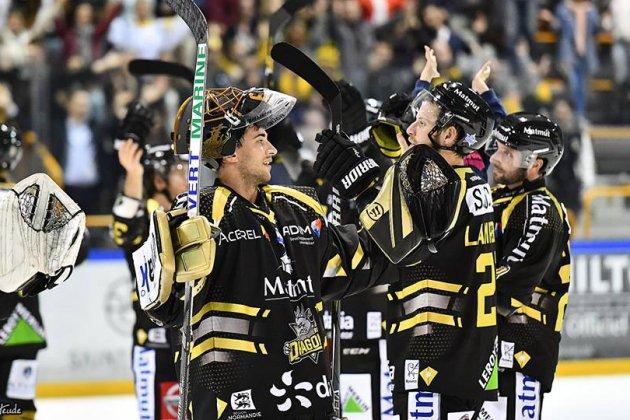 Rouen. Hockey sur glace (Magnus) :Rouen s'impose dans la douleur