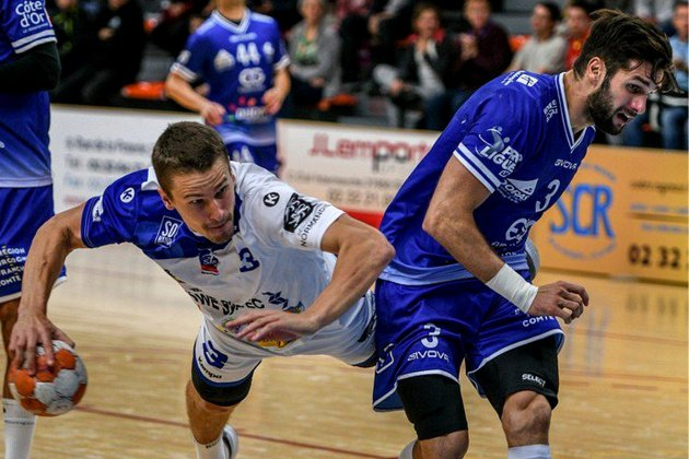 Handball (Proligue) : le SM Vernon vaillant mais battu à domicile par Dijon