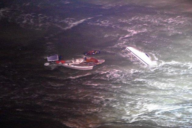 Cherbourg. Voilier échoué près de Barfleur : un skippeur sauvé