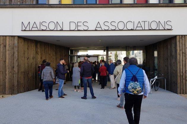 Une nouvelle maison des associations inaugurée à Caen