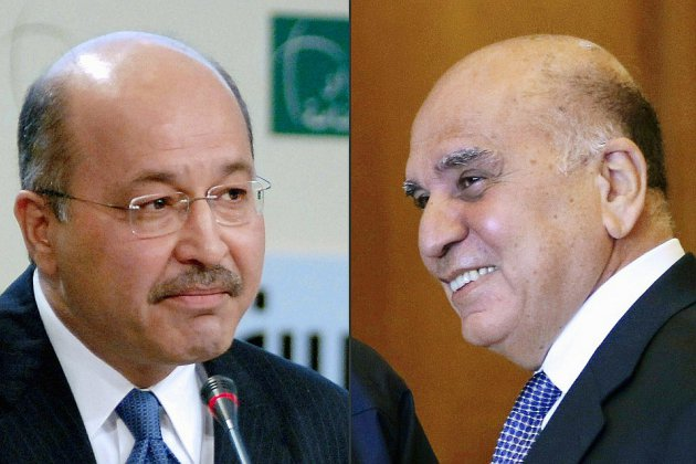 Irak: deuxième tentative du Parlement pour élire le président