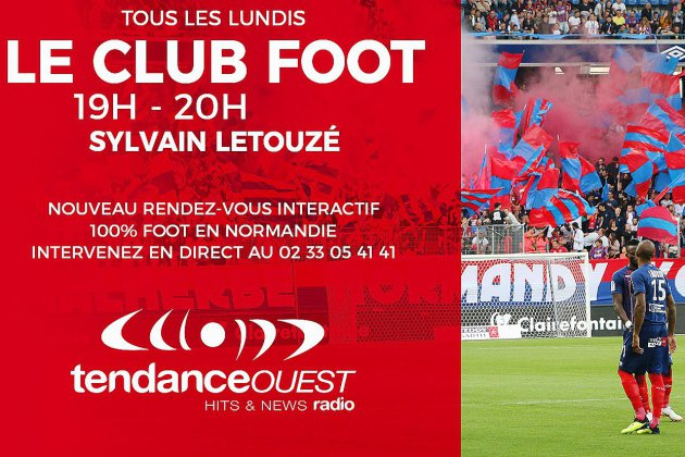 Club Foot [REPLAY] : Coupe de France, baby-football et des pros normands qui gagnent