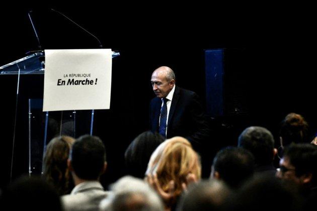 "Collomb: ""je maintiens ma proposition de démission"""