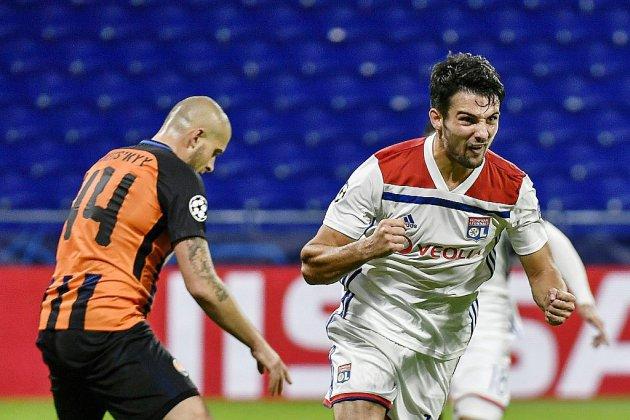 Ligue des champions: Lyon, après la joie à City, les regrets contre Donetsk