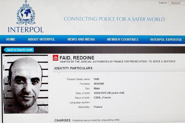 Le braqueur évadé de prison Redoine Faïd arrêté dans l'Oise