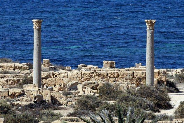 En Libye, le patrimoine antique menacé par les combats et les pillages