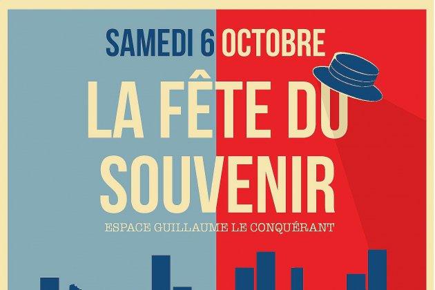 Bois-Guillaume-Bihorel. La fête du souvenir samedi 6 Octobre à Bois-Guillaume