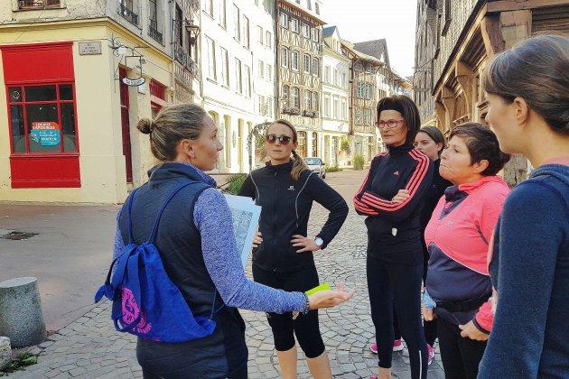 À Rouen, redécouvrez le patrimoine de la ville… en courant