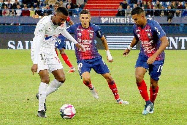Football (Ligue 1) : Caen à Marseille sans pression
