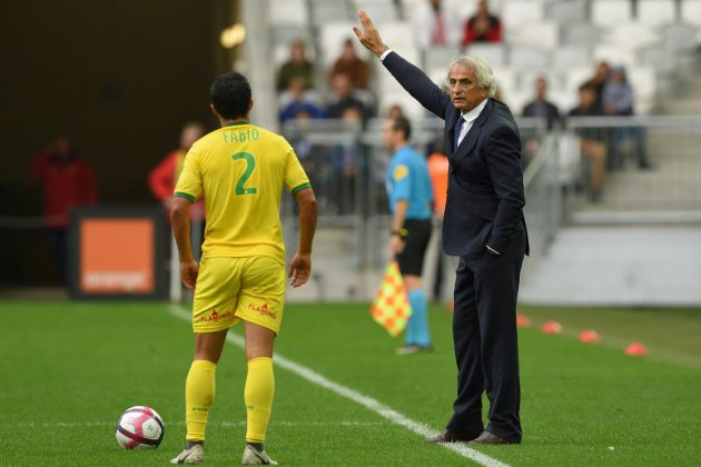 "Ligue 1: ""Coach Vahid"" rate son entrée"