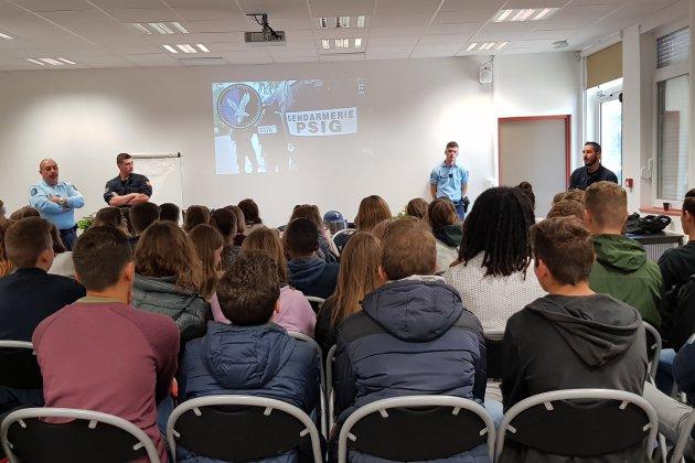 Orne: collégiens et lycéens aux rencontres de la sécurité