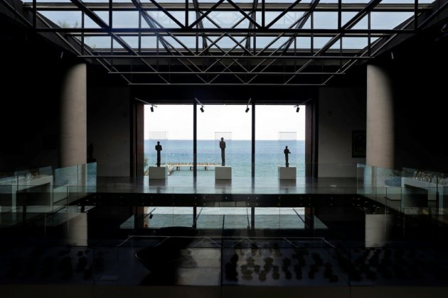 Au Liban, antiquités et art contemporain se côtoient dans un nouveau musée privé